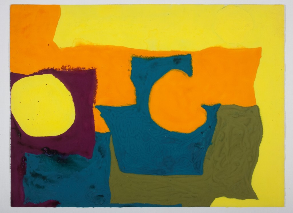 Complex Yellows, 1966 (C) Patrick Heron, Courtesy of Austin Desmond